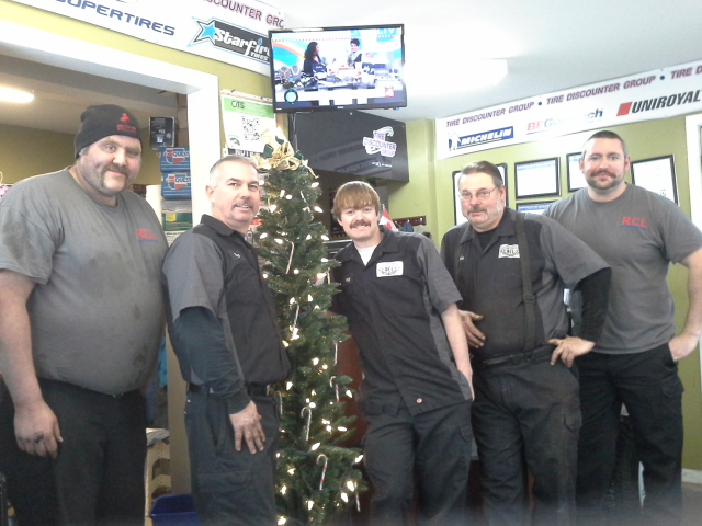 About RCL Automotive Tire Discounter Group in Smiths Falls, ON